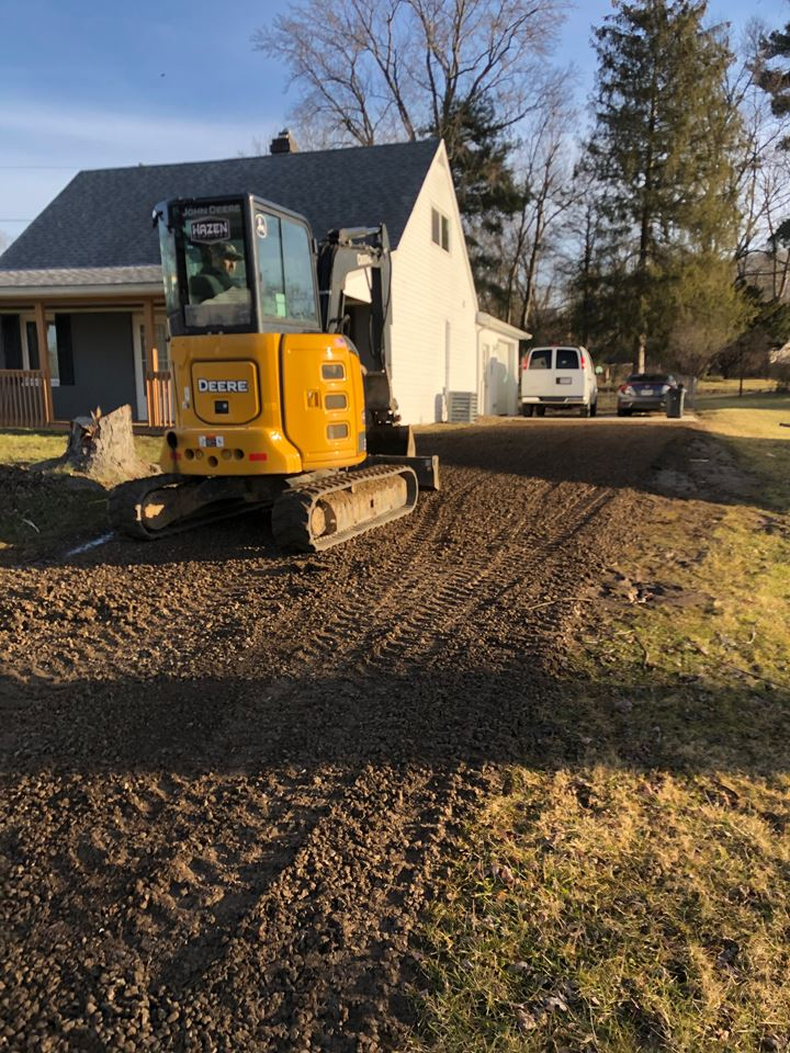 Residential - Commercial - Excavating Services - Near Me
