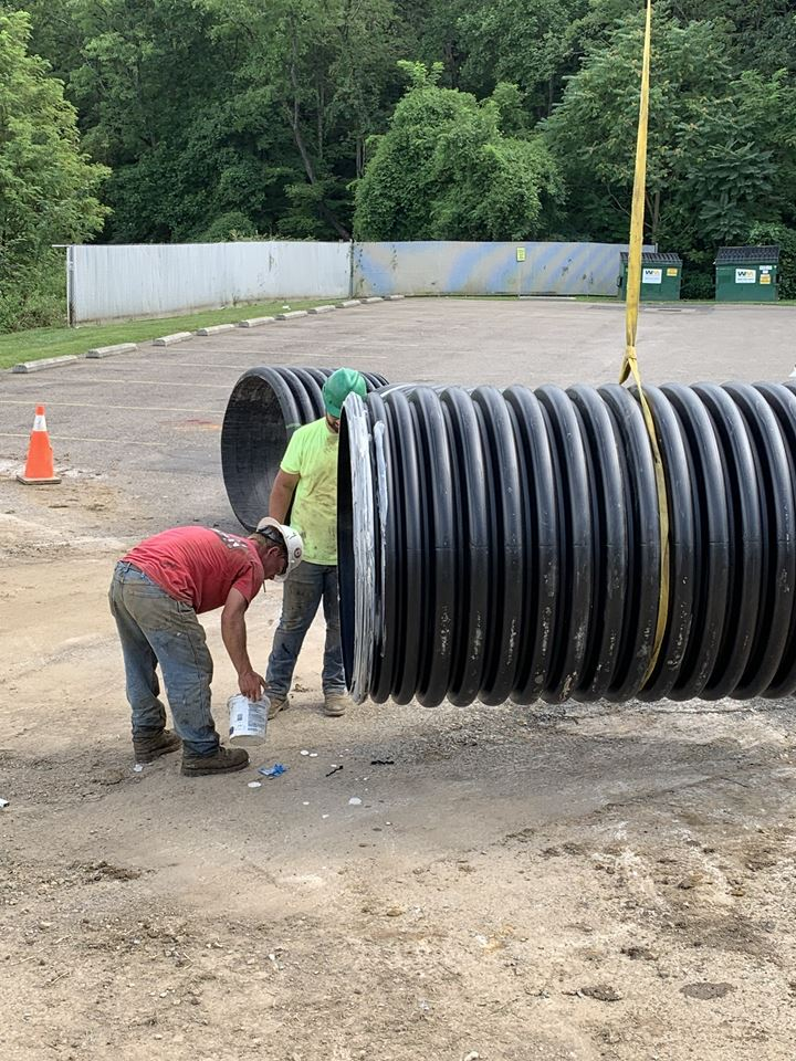 Hazen Services HS Storm Sewer Repair